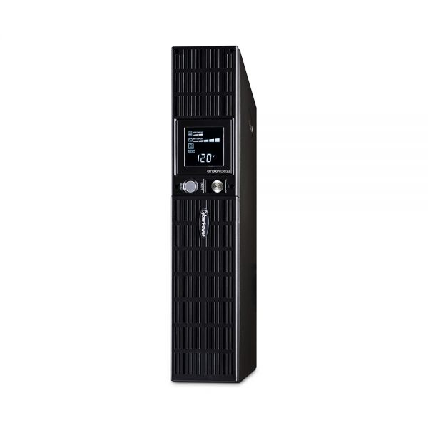 CyberPower OR1000PFCRT2U PFC Sinewave 1000VA Rack-mountable UPS