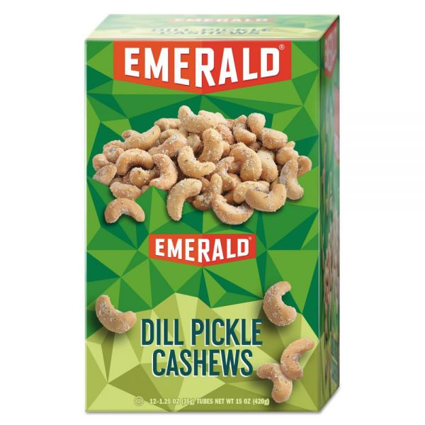Emerald Snack Dill Pickle Cashews