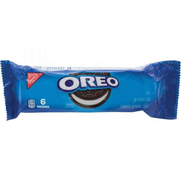 Oreo Cookies Snack Packs