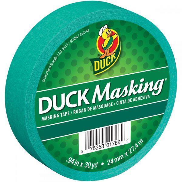 "Duck Masking Tape .94""X30yd"