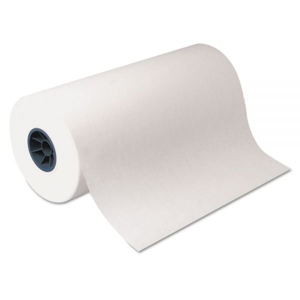 "Dixie Kold-Lok Polyethylene-Coated Freezer Paper Roll, 15"" x 1100 ft, White"