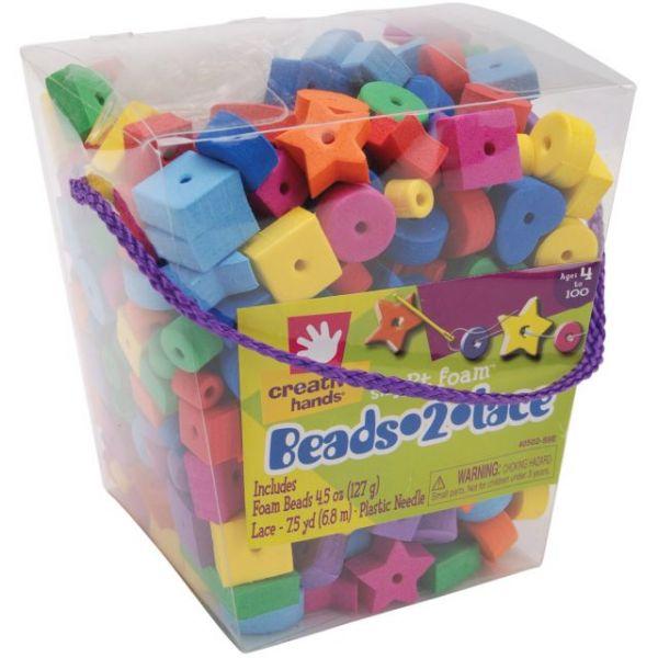 Foam Beads-2-Lace Kit