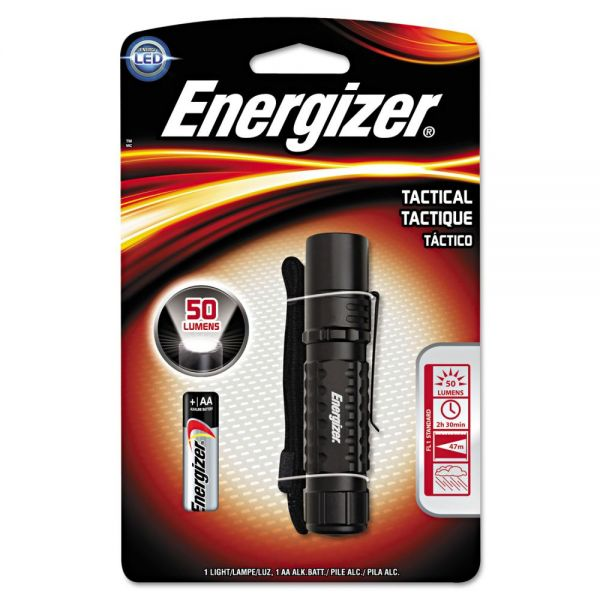 Energizer Tactical Metal LED Flashlight