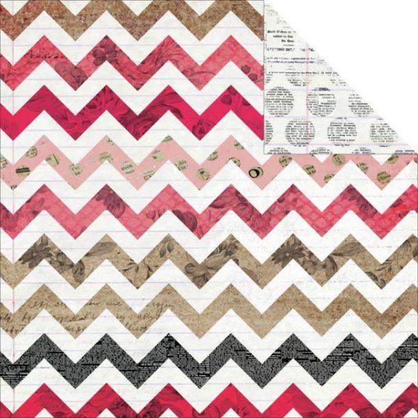 Kaleidoscope Double-Sided Cardstock