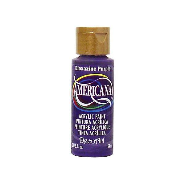 Deco Art Americana Dioxazine Purple Acrylic Paint