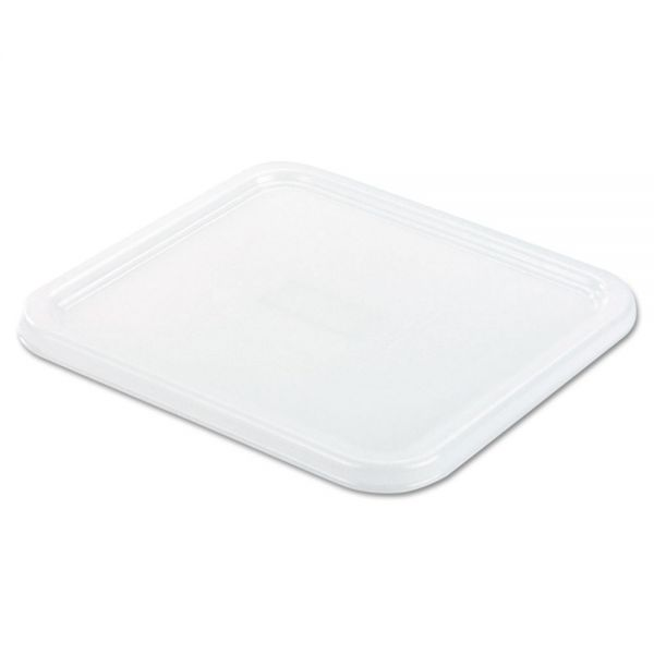 Rubbermaid Commercial SpaceSaver Square Container Lid