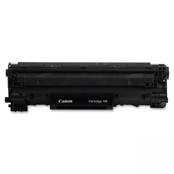 Canon 128 Black Toner Cartridge (CARTRIDGE128)