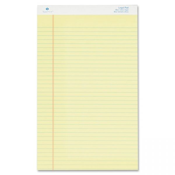 Sparco Legal Pads