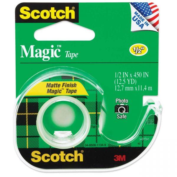 """Scotch 1/2"""" Magic Invisible Tape"""