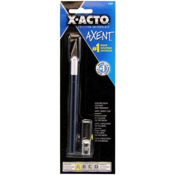 X-ACTO(R) AXENT #1 Craft Knife W/Cap
