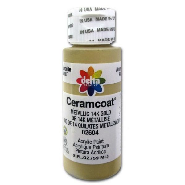 Ceramcoat Gleams Acrylic Paint