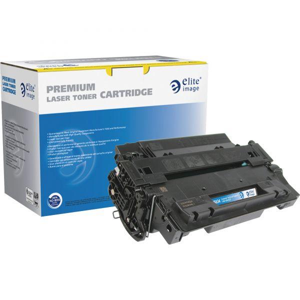 Elite Image Remanufactured HP CE255X MICR Toner Cartridge