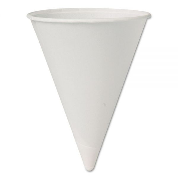 SOLO Cup Company Eco-Forward 4.25 oz Cone Water Cups