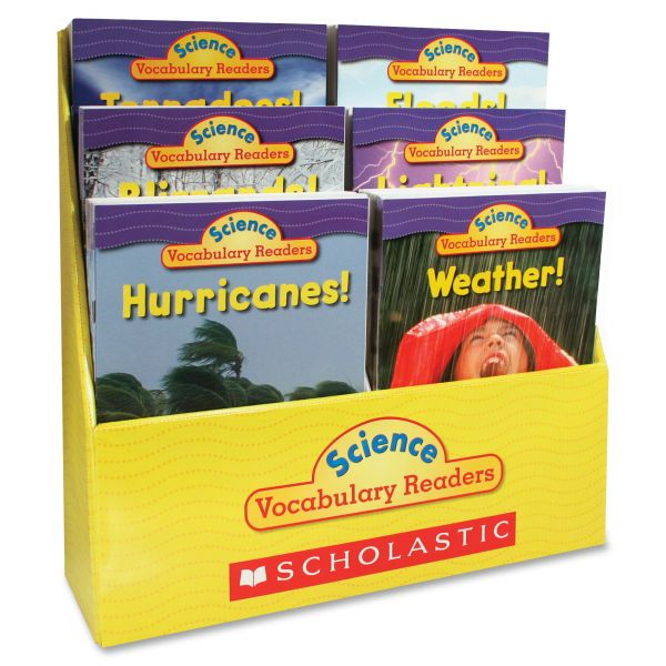 Scholastic Science Vocabulary Readers: Wild Weather