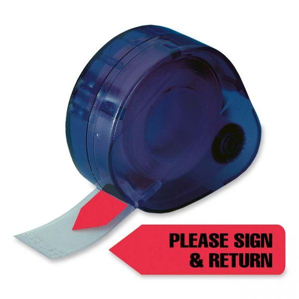 "Redi-Tag ""Please Sign & Return"" Arrow Tags"