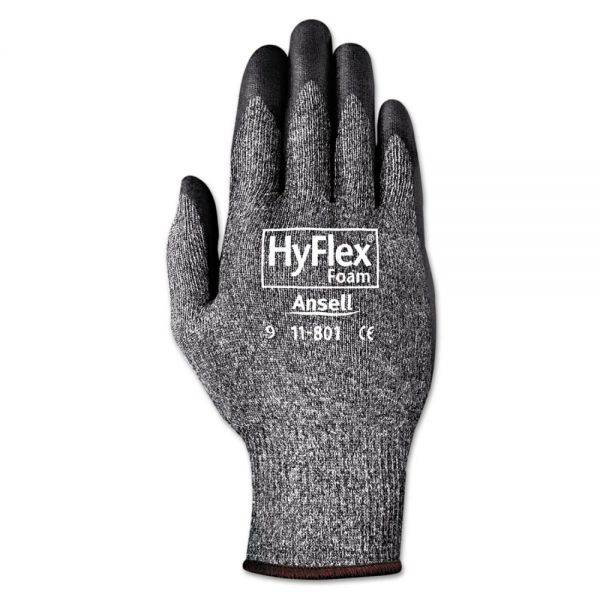 Ansell HyFlex Foam Work Gloves