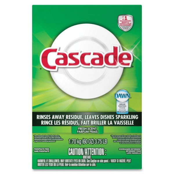Cascade Powder Dishwasher Soap