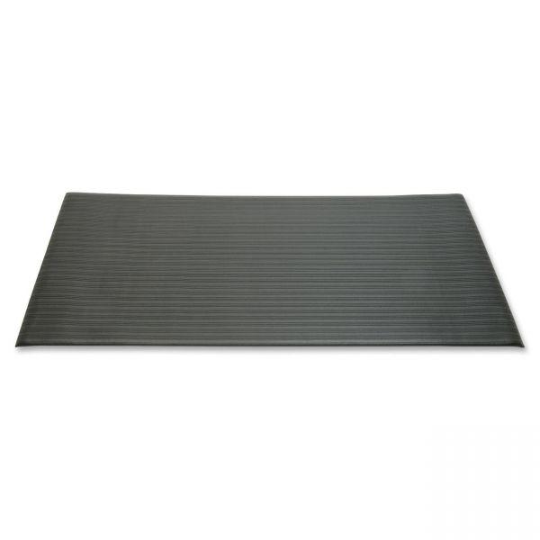 SKILCRAFT Vinyl Ribbed Anti-Fatigue Mat