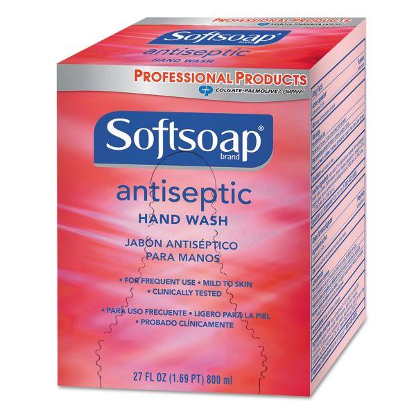 Softsoap Antiseptic Hand Soap Refills
