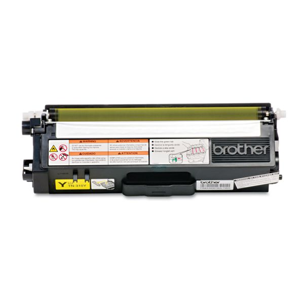 Brother TN-310Y Toner Cartridge