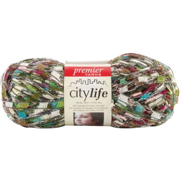 Premier City Life Ladder Yarn