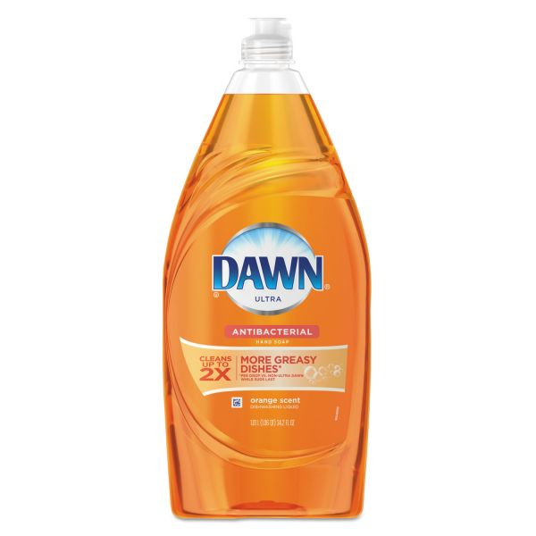 Dawn Antibacterial Liquid Dish Soap