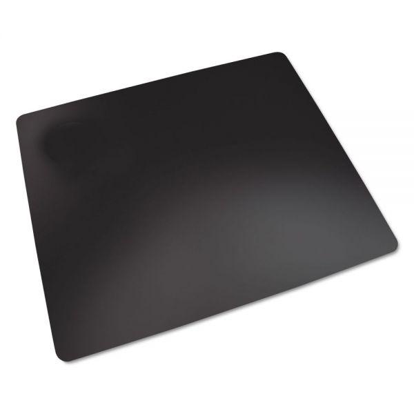 Artistic Rhinolin II Desk Pad with Microban, 36 x 20, Black