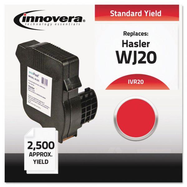 Innovera Remanufactured Hasler WJ20 Ink Cartridge