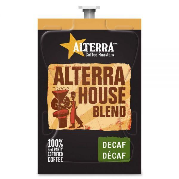 Alterra House Blend Coffee Freshpacks - Decaf