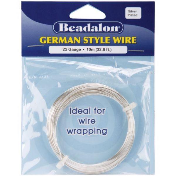 Beadalon German Style Wire
