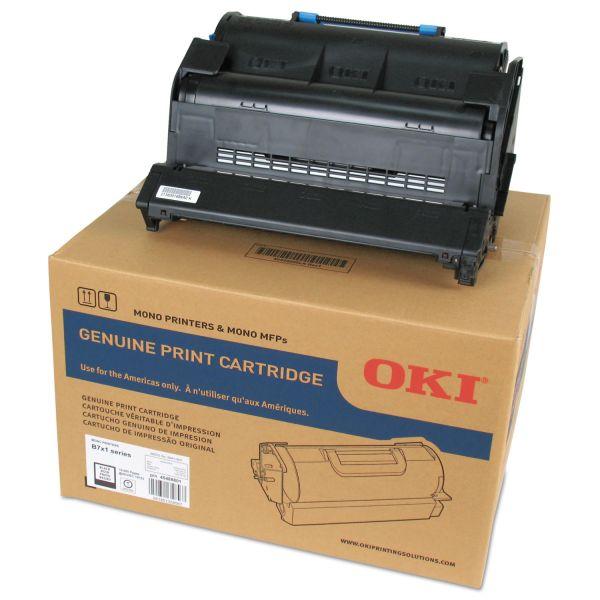Oki 45488801 Black Toner Cartridge