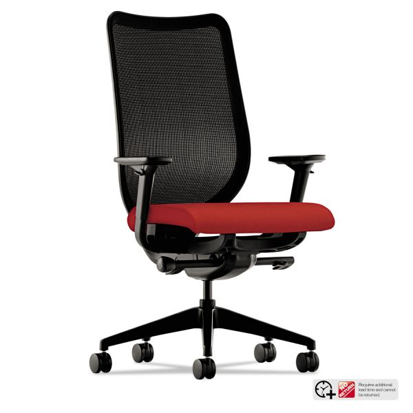 HON Nucleus Series Mesh Mid-Back Chair