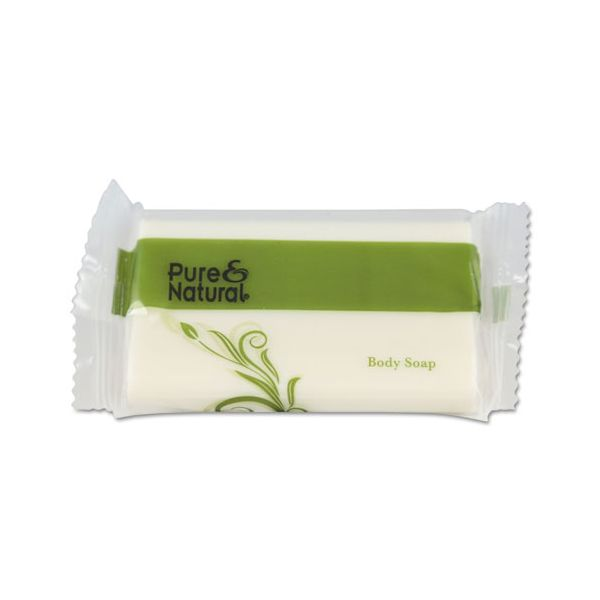 Pure & Natural Travel Size Body & Facial Bar Soap