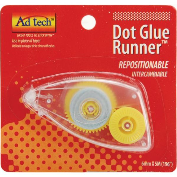 Ad Tech Dot Glue Dispenser