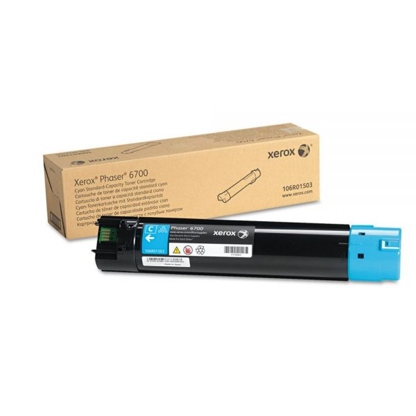 Xerox 106R01503 Cyan Toner Cartridge