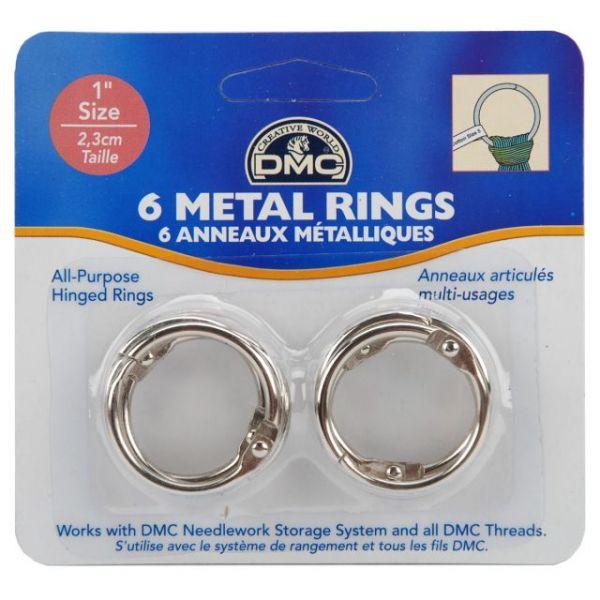 "Metal Rings 1"""