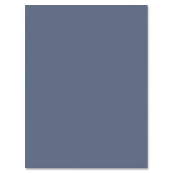 Nature Saver Blue Construction Paper