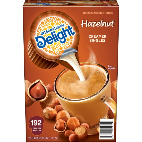 International Delight Hazelnut Creamer Cups