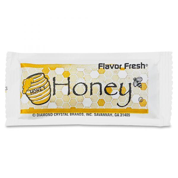 Diamond Crystal Flavor Fresh Honey Packets