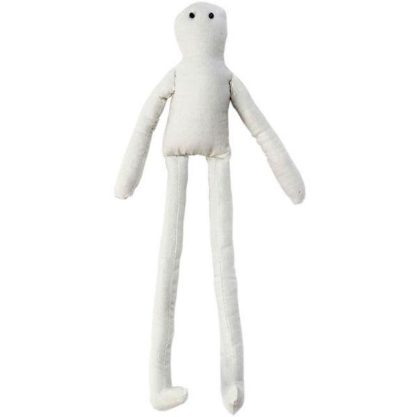 """Long Leg Muslin Doll W/Wire 14"""""""