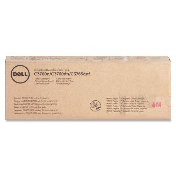 Dell Extra High-Yield Magenta Toner Cartridge
