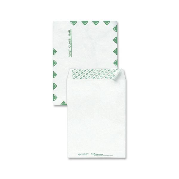 "Sparco 10"" x 13"" First Class Tyvek Envelopes"