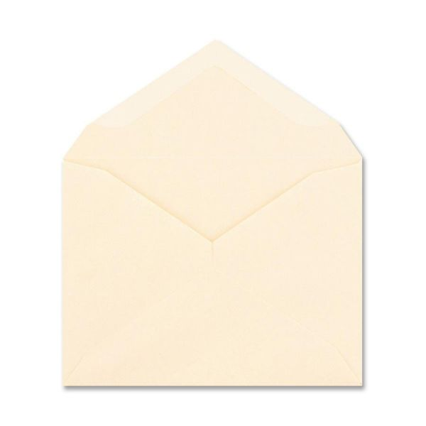 Quality Park Ivory Invitation Envelopes
