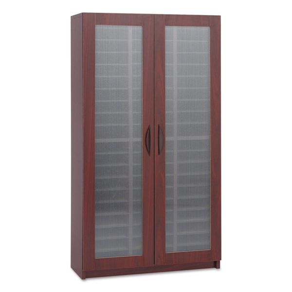 Safco 60-Compt Frosted Door Literature Organizers