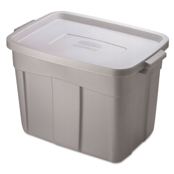 Rubbermaid Roughneck Storage Box with Lid