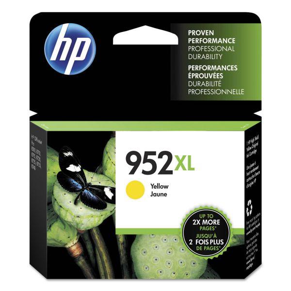 HP 952XL Yellow Ink Cartridge (L0S67AN)