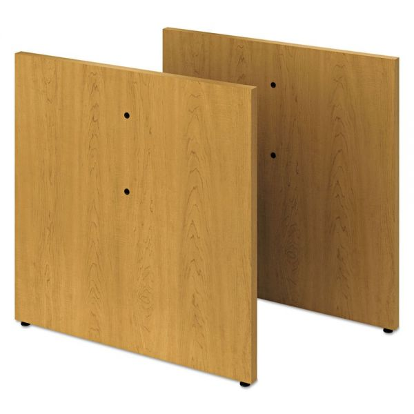 HON Preside Laminate Panel Legs | For Boat, Racetrack and Rectangle Tops