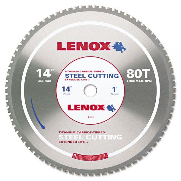 Lenox 80T Circular Saw Blade