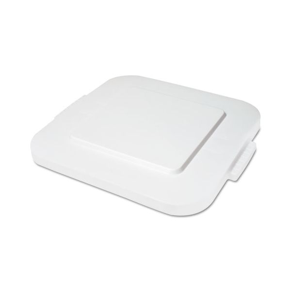 Rubbermaid Commercial Square Brute Flat Top Lid