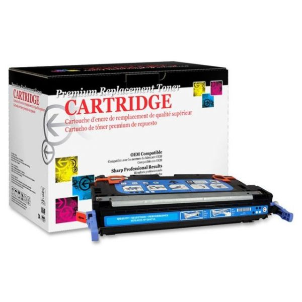 West Point Products Remanufactured HP Q6471A Cyan Toner Cartridge